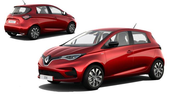 Fotos: Renault Zoe Limited 2021
