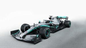 Fotos del Mercedes-AMG F1 W10 EQ Power+ 2019