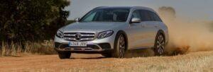 Fotos prueba Mercedes-Benz E All-Terrain