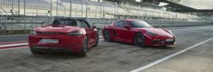 Fotos de los nuevos Porsche 718 GTS