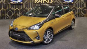Fotos del Toyota Yaris 20 Aniversario Limited Edition