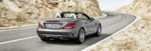 Prueba Mercedes-Benz SLC 2016