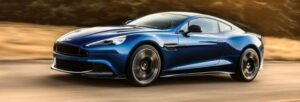 Fotos del Aston Martin Vanquish S 2017