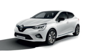 Fotos del Renault Clio E-Tech