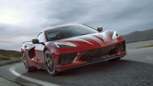 Fotos del Chevrolet Corvette Stingray 2020