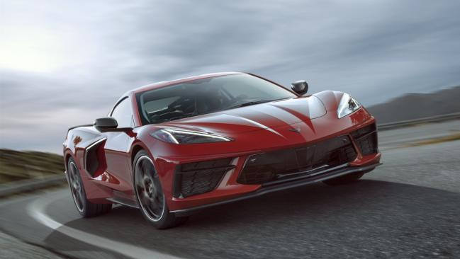 Chevrolet Corvette Stingray: el deportivo americano se pasa al motor central