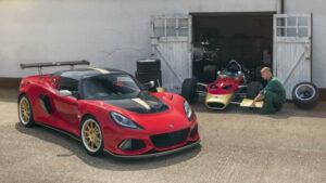 Fotos del Lotus Exige 430 Cup Type 49 y 79