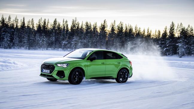 Fotos: Audi RS Q3 Sportback 2020