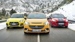 Fotos de GTI's desde 16.900 euros