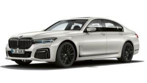 Fotos del BMW Serie 7 Plug-in Hybrid