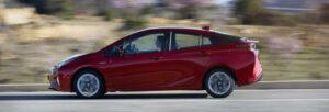 Prueba Toyota Prius 2016