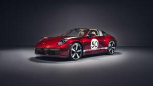 Fotos: Porsche 911 Targa 4S Heritage Design Edition