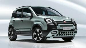 Fotos del Fiat Panda Hybrid