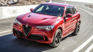 Fotos del Alfa Romeo Stelvio Quadrifoglio