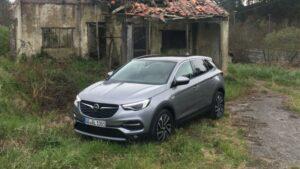 Fotos de la presentación del Opel Grandland X