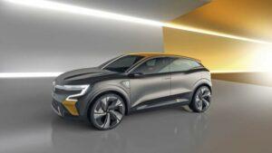 Fotos: Renault Mégane eVision concept car