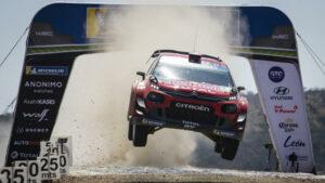 Fotos del WRC: México 2019
