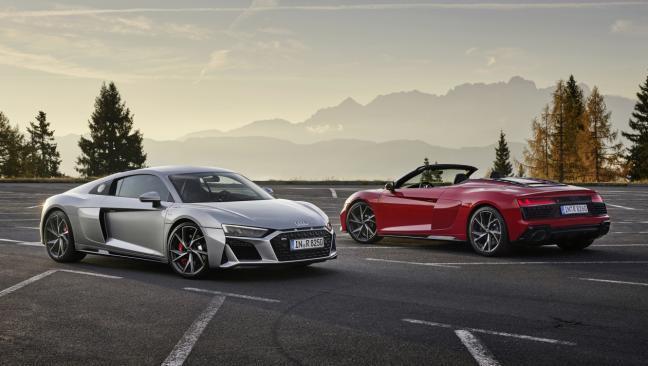 Fotos del Audi R8 RWD 2020