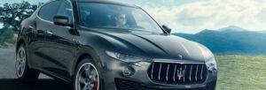 Maserati Levante 2016, fotos oficiales