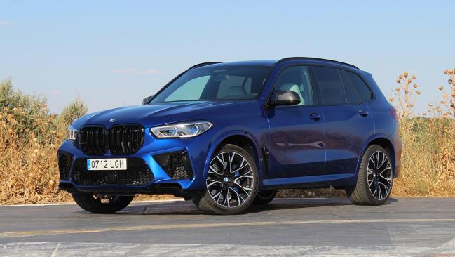 Fotos: BMW X5 M Competition 2020
