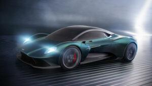 Fotos del Aston Martin Vanquish Vision Concept