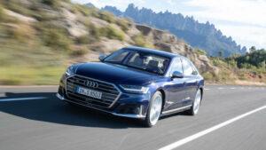 Fotos: Prueba del Audi S8 2020