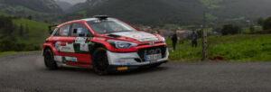 Fotos de Iván Ares Campeón de España con Hyundai
