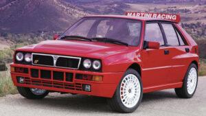 Fotos: Lancia Delta HF Integrale