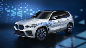 Fotos del BMW i Hydrogen Next