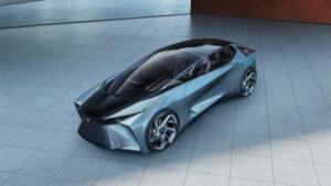 Fotos del Lexus LF30 Concept