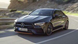 Fotos del Mercedes-Benz CLA Coupé