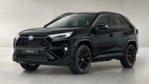 Fotos: Toyota RAV4 Electric Hybrid Black Edition