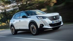 Fotos: Peugeot e-2008 2020 a prueba