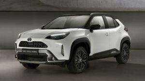 Fotos: Toyota Yaris Cross 2021
