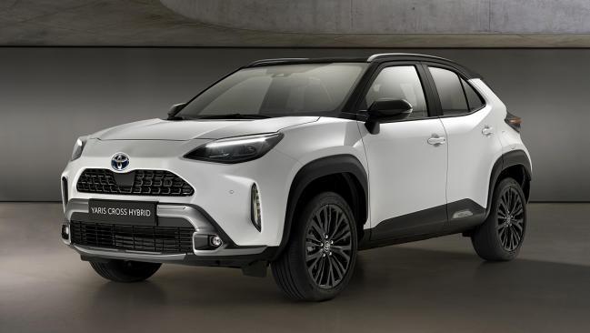 El nuevo Toyota Yaris Cross 2021 con motor híbrido y etiqueta ECO en oferta, por 195 euros al mes