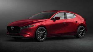 Fotos del Mazda 3 2019