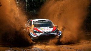 Fotos del WRC: Chile 2019
