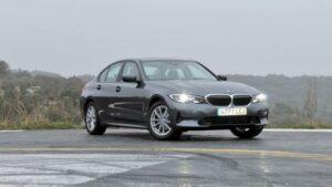 BMW 318d 2020