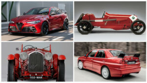 Fotos: Ocho Alfa Romeo deportivos que son legendarios