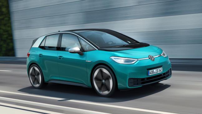 Volkswagen ID. 3: así es el nuevo compacto eléctrico de Volkswagen