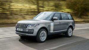 Fotos del Range Rover Mild Hybrid