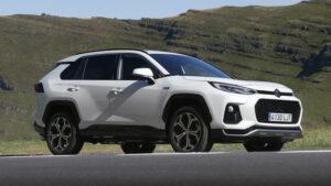 Fotos: Suzuki Across 2020