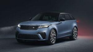 Fotos del Range Rover Velar SVAutobiography Dynamic Edition