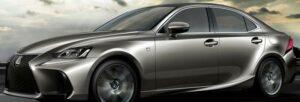 Lexus IS 2016