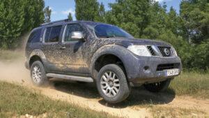 Fotos del Nissan Pathfinder (2004-2014)