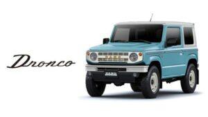 Fotos: preparaciones Damd del Suzuki Jimny