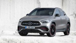 Fotos del nuevo Mercedes-Benz GLA