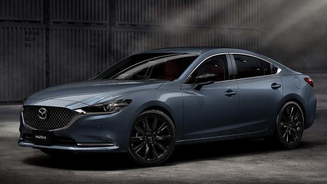 Fotos: Mazda 6 2021