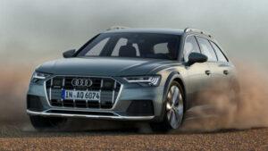 Fotos del Audi A6 Allroad Quattro 2019