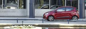 Fotos de la prueba del Hyundai i10